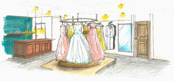 Dress Roomイメージ